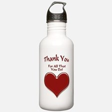For All That You Do Sports Water Bottle