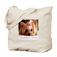 YORKSHIRE TERRIER CUTIE Tote Bag