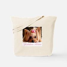 YORKSHIRE TERRIER CUTIE Tote Bag