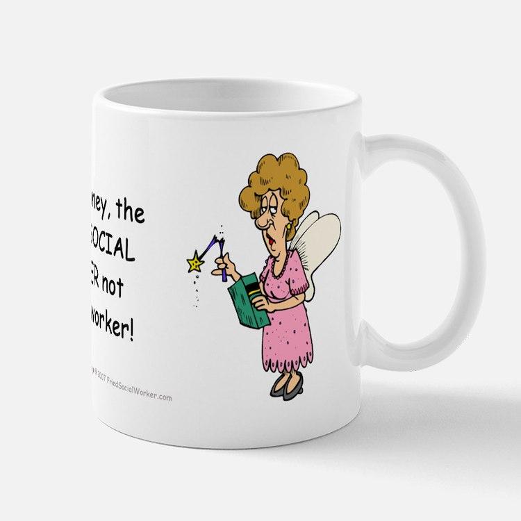 Miracle Worker Small Mug