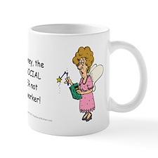 Miracle Worker Small Small Mug