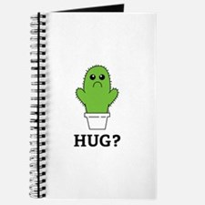 Cactus Hug Journal