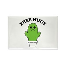 Free Hugs Rectangle Magnet (10 pack)