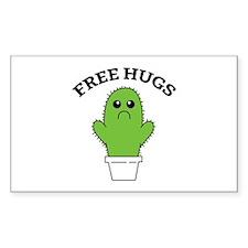 Free Hugs Bumper Stickers