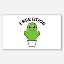 Free Hugs Bumper Stickers