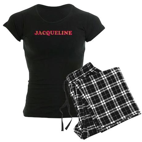 Jacqueline Women's Dark Pajamas