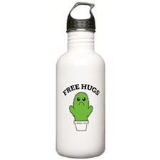Free Hugs Water Bottle