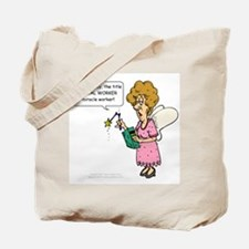 Miracle Worker Tote Bag