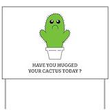 Cactus Yard Signs