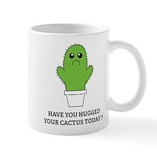 Hugged Your Cactus Mug