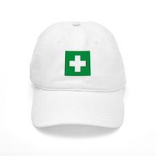 First Aid Baseball Cap