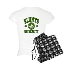 BLUNTS UNIVERSITY ALUMNI Pajamas