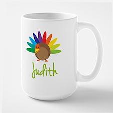 Judith the Turkey Ceramic Mugs