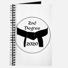 Martial Arts 2nd Degree Black Belt Journal