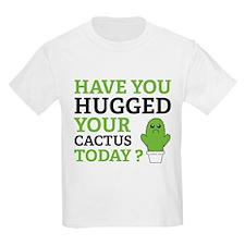 Hugged Your Cactus T-Shirt