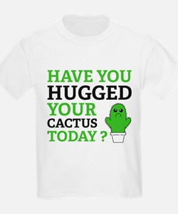 Hugged Your Cactus T-Shirt