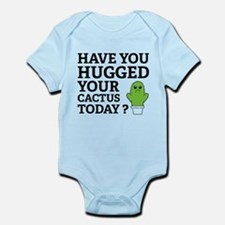 Hugged Your Cactus Infant Bodysuit