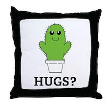 Hugs ? Throw Pillow