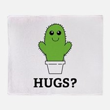 Hugs ? Throw Blanket