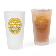 Steamboat Springs Drinking Glass