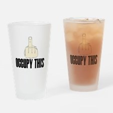 Occupy This Drinking Glass