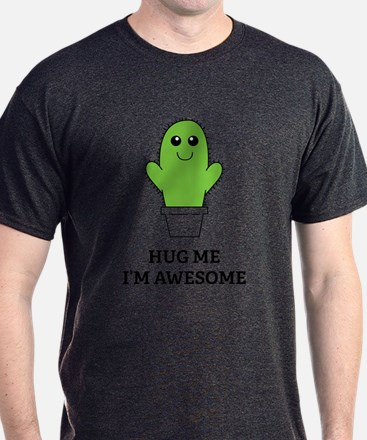 Hug Me I'm Awesome T-Shirt