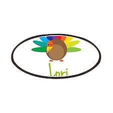 Lori the Turkey Patches
