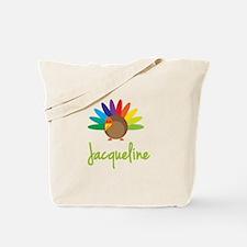 Jacqueline the Turkey Tote Bag