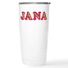Jana Stainless Steel Travel Mug