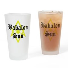 Babalon Sun Pint Glass