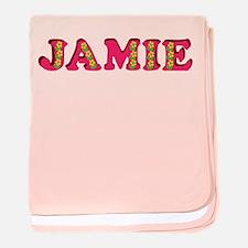 Jamie baby blanket