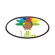 Lillian the Turkey Patches