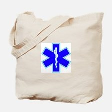 Star of Life (Ambulance) Tote Bag