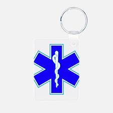 Star of Life (Ambulance) Keychains