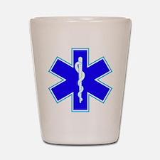 Star of Life (Ambulance) Shot Glass