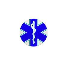 Star of Life (Ambulance) Mini Button