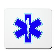 Star of Life (Ambulance) Mousepad