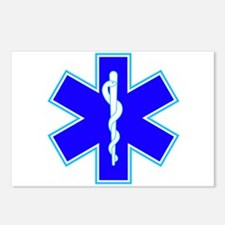 Star of Life (Ambulance) Postcards (Package of 8)