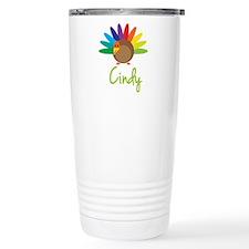 Cindy the Turkey Travel Mug