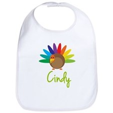 Cindy the Turkey Bib