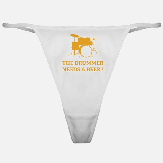 Drummer Beer Classic Thong