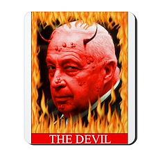 Sharon the Devil Mousepad