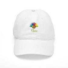 Elaine the Turkey Baseball Cap