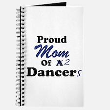 Mom of 2 Dancers Journal
