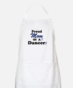 Mom of 2 Dancers BBQ Apron