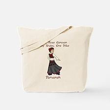 Parvaneh Tote Bag
