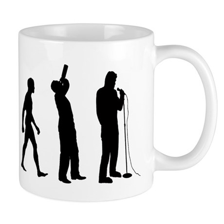 COMEDIAN EVOLUTION Mug