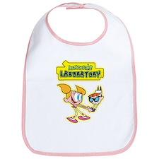 Dexter's Laboratory Bib
