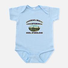 Signal Hill California Infant Bodysuit
