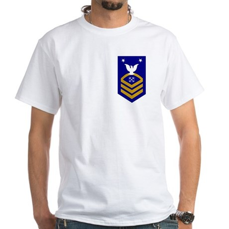 Coast Guard BMCM<BR> White T-Shirt